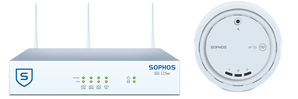Sophos Access Points Secure Wifi