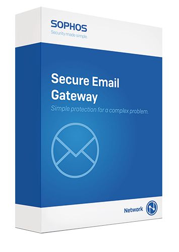Sophos Secure Email Gateway Box